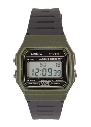montre casio kaki