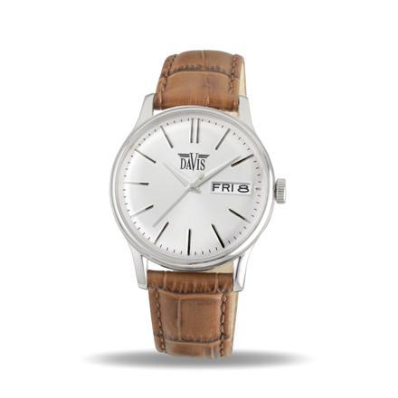 montre classique homme bracelet cuir