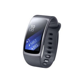 montre connectée samsung gear fit 2 noir