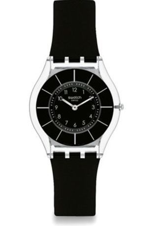 montre extra plate swatch