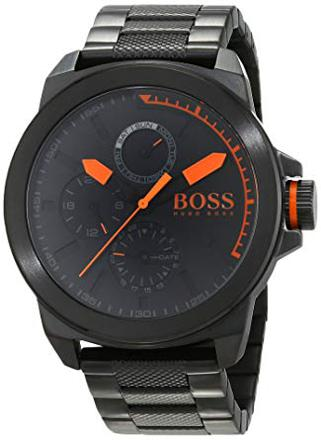 montre homme boss orange