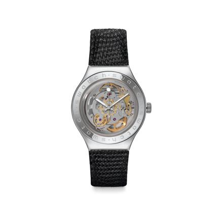 montre swatch automatique homme