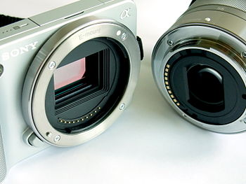 monture sony a