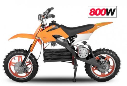moto electrique 800w