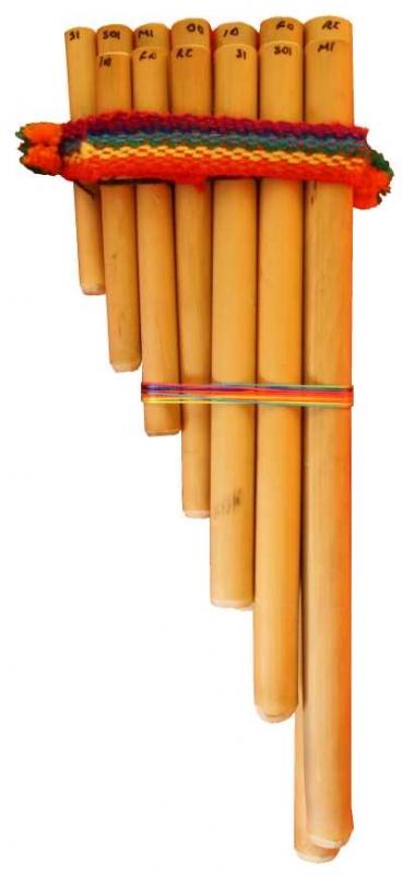 musique du pérou flute de pan