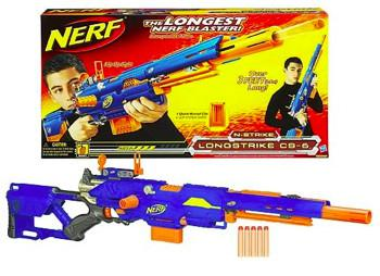 nerf puissant
