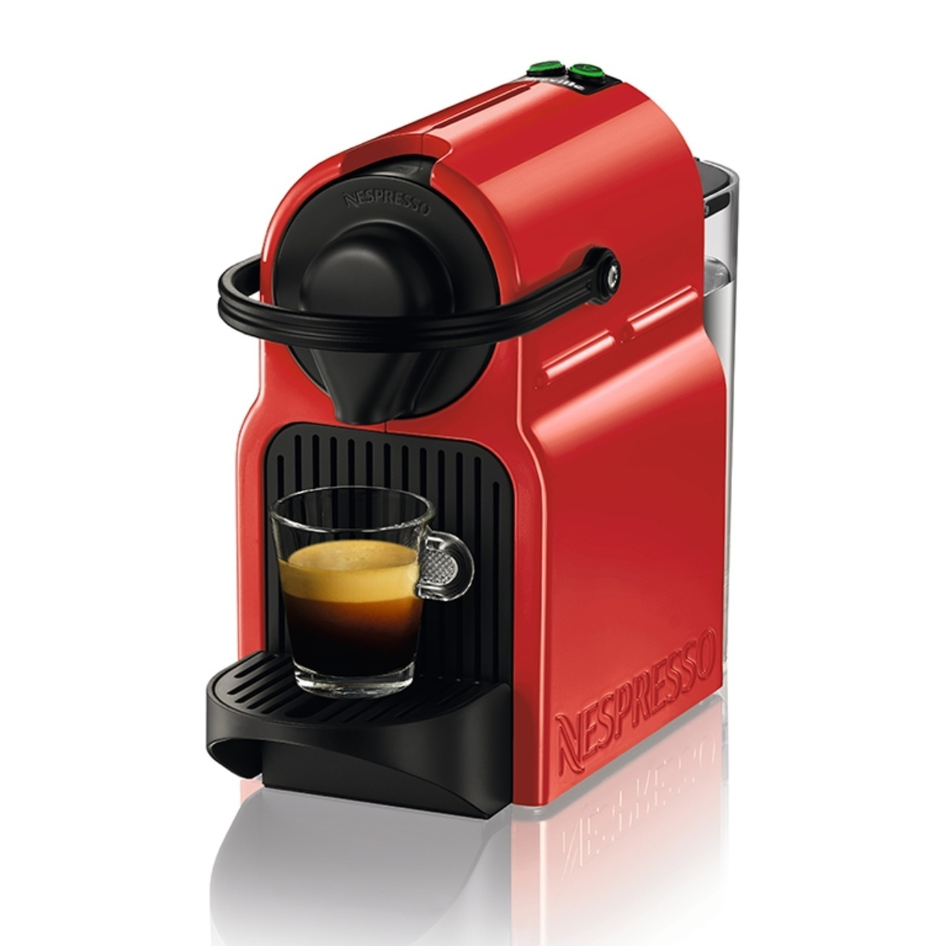 nespresso machine inissia