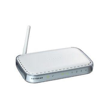 netgear routeur