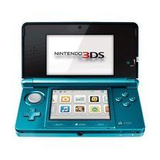 nintendo 3ds bleu