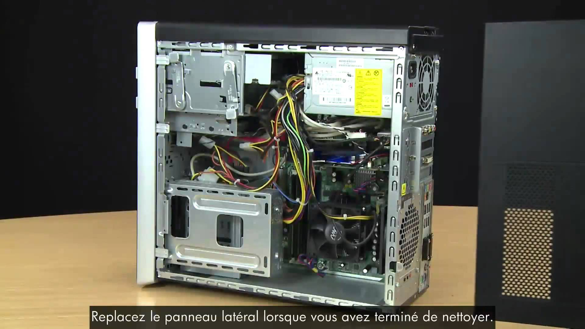 ordinateur bruit de ventilateur