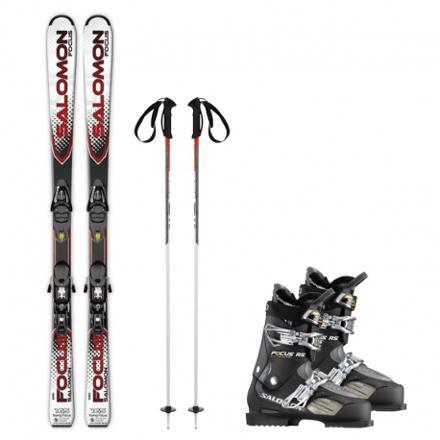 pack ski homme