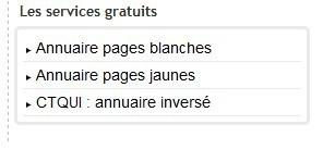 pages blanches 15