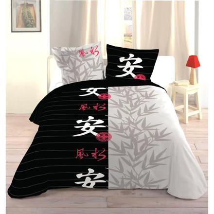 parure de lit chinoise