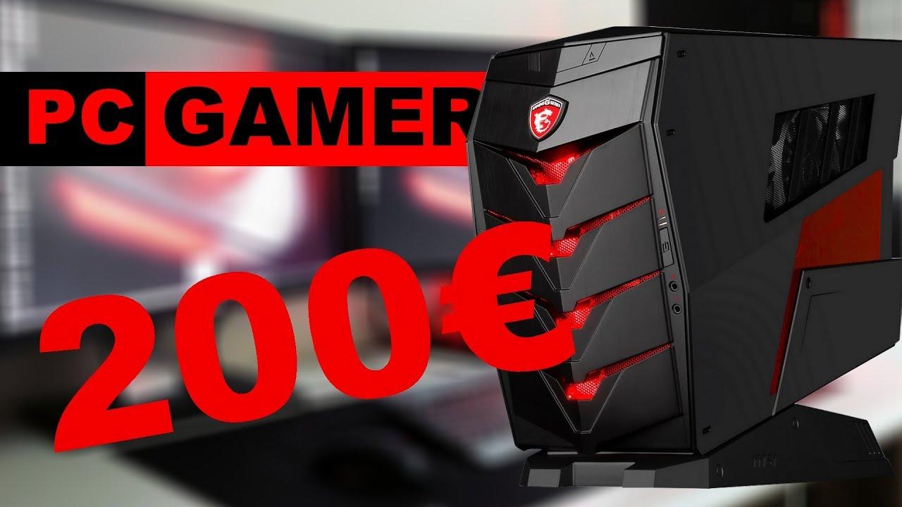 pc gamer 200