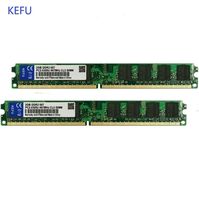 pc2-5300 ddr2 667 mhz