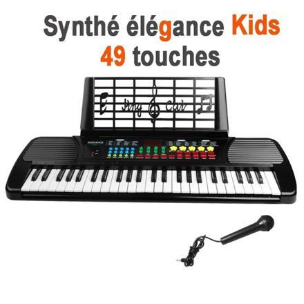 piano pour débutant pas cher