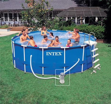 piscine intex 4.57 x 1.22