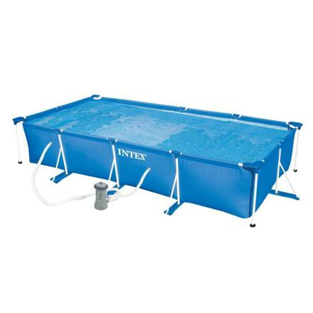 piscine rectangle intex
