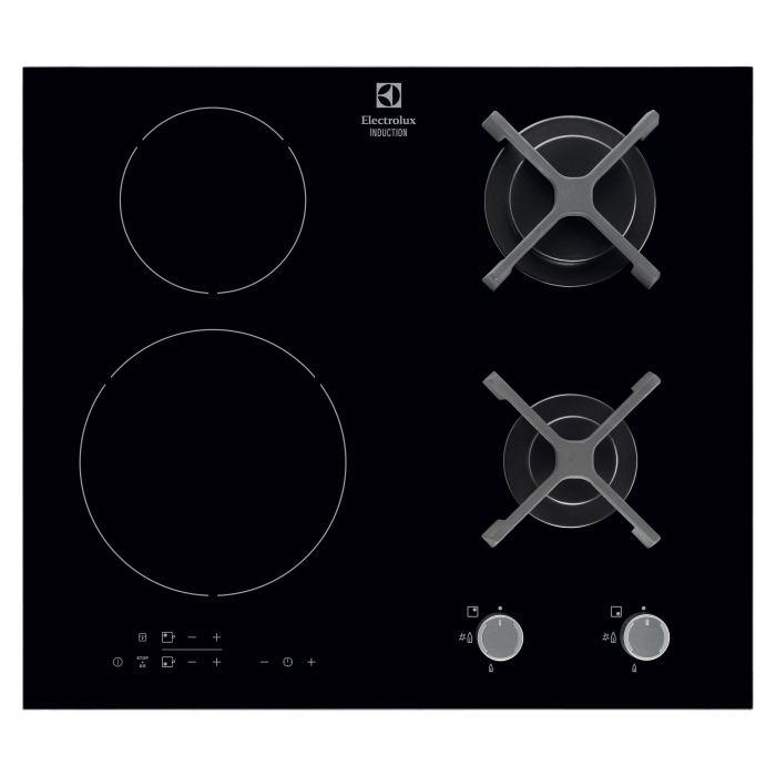 plaque cuisson mixte
