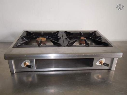 plaque de cuisson gaz professionnel occasion