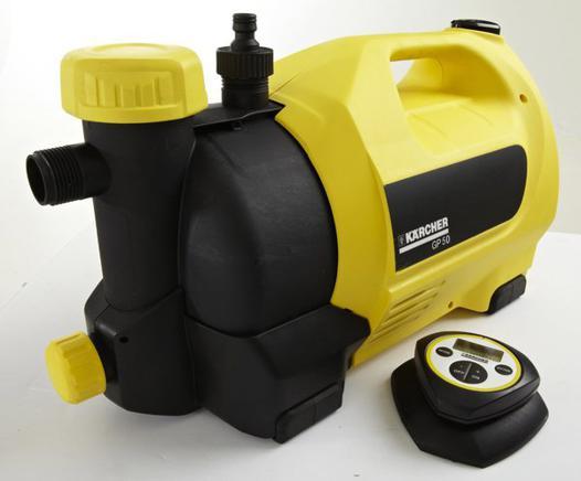 pompe à eau karcher
