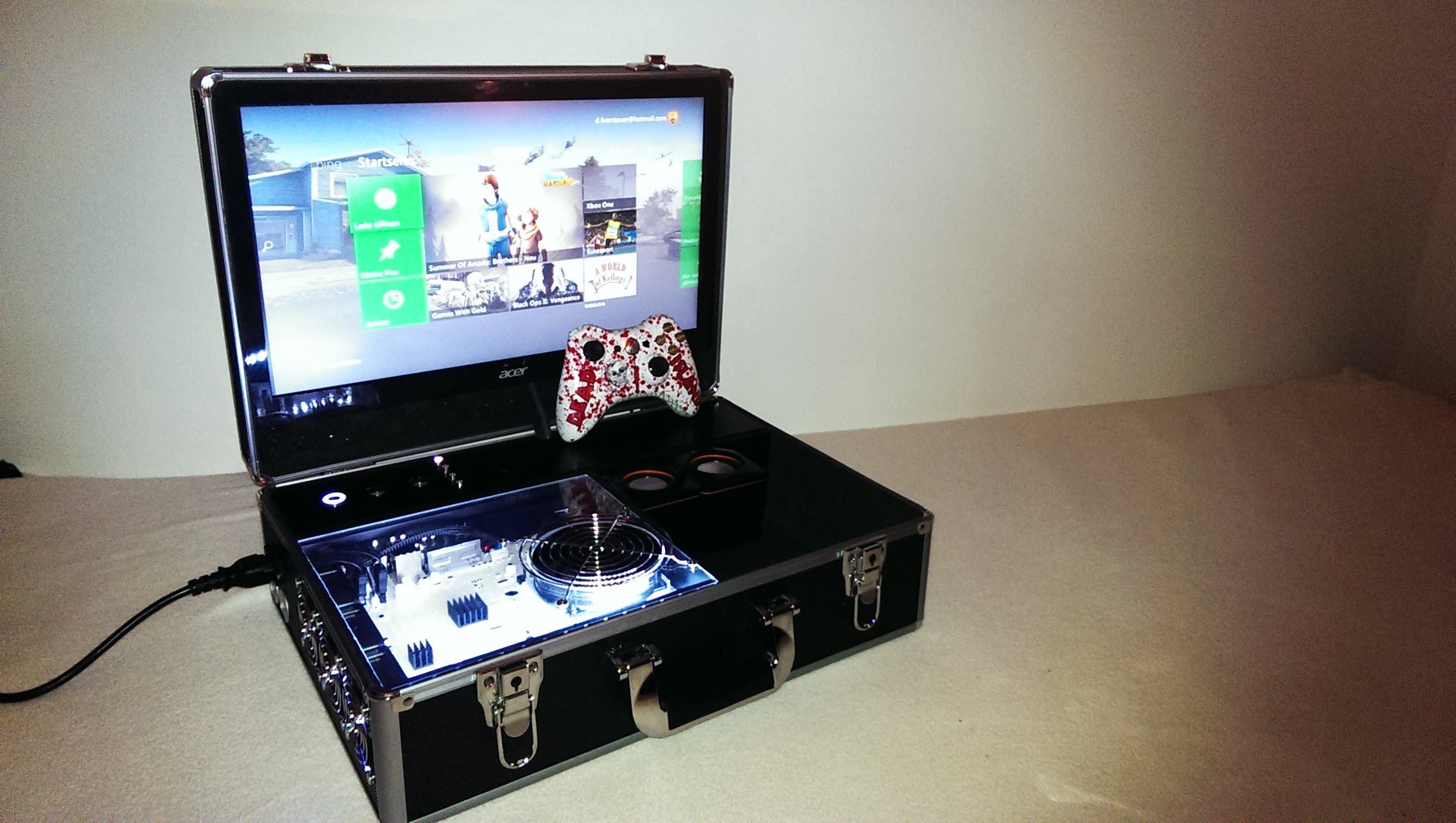 portable 360