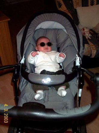 poussette canne bébé 6 mois