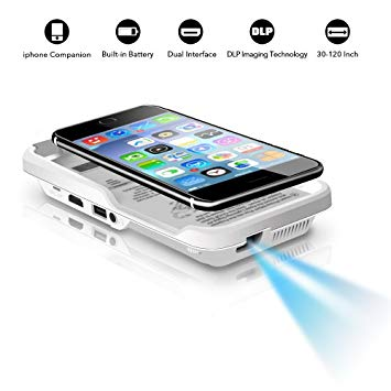 projecteur iphone amazon