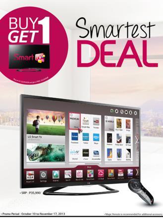 promo smart tv