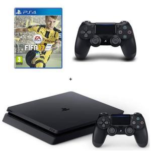 ps4 fifa 17 2 manettes