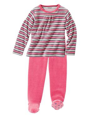 pyjama avec pied