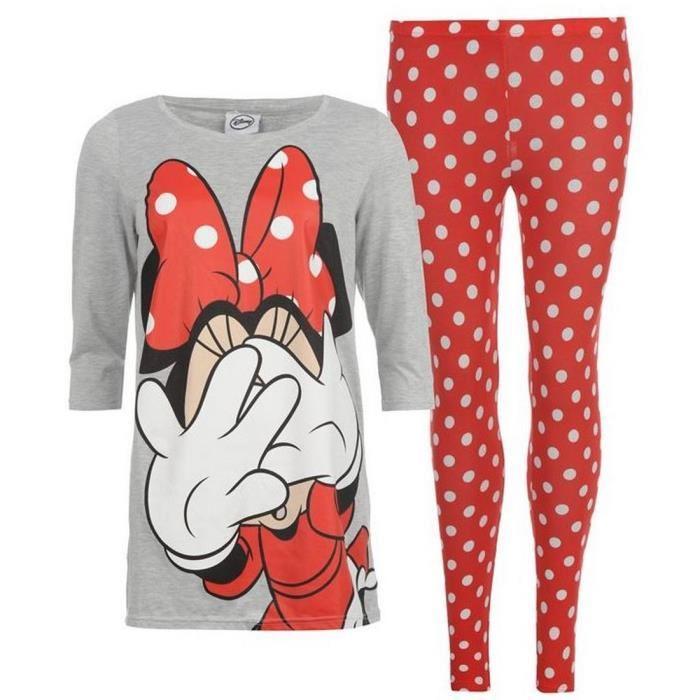 pyjama femme disney pas cher
