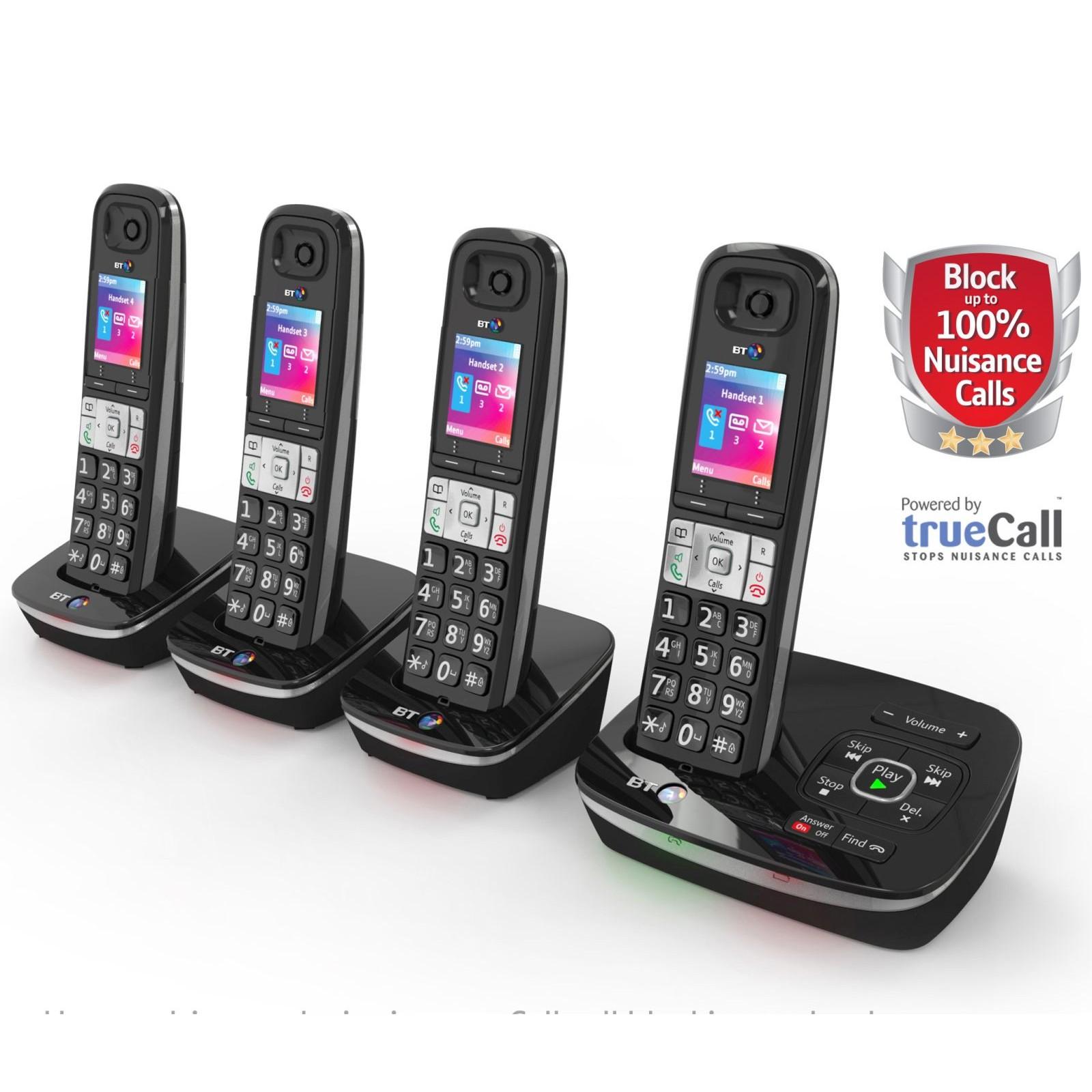 quad telephones
