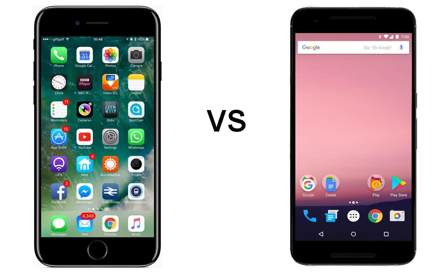 quel est le meilleur android