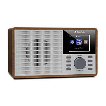 radio reveil wifi