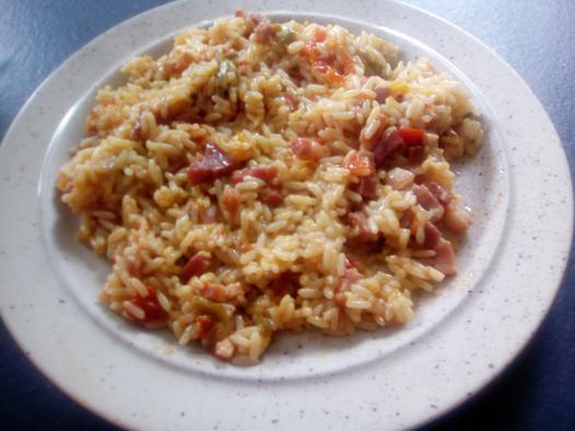 recette de riz au cookeo
