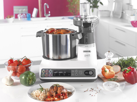 recette kenwood chef classic