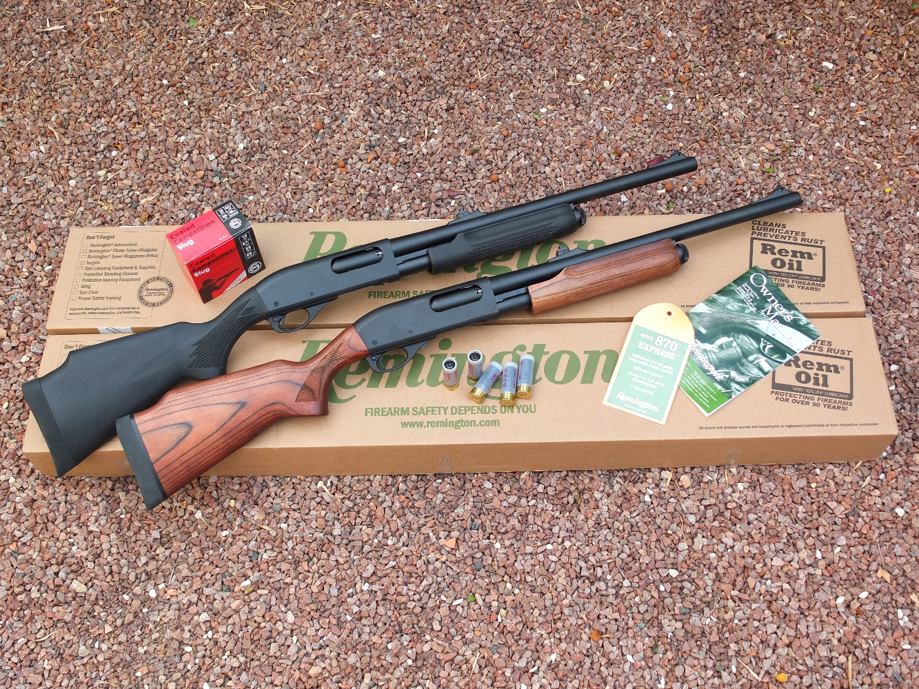 remington 870 chasse