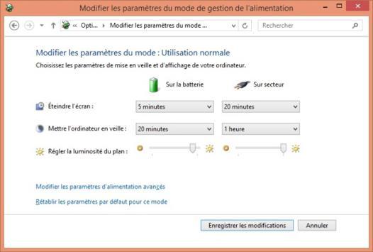 reveil pc windows 10