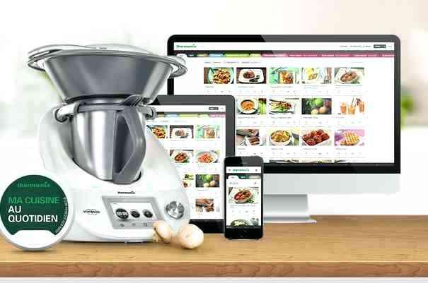 robot cuisine vorwerk prix