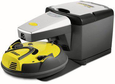 robot laveur de sol karcher