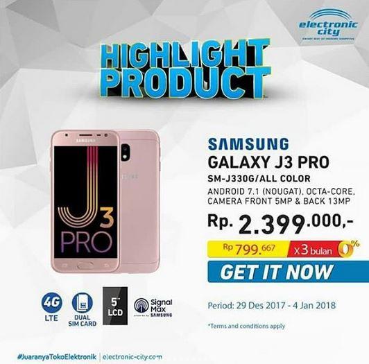 samsung promotion j3