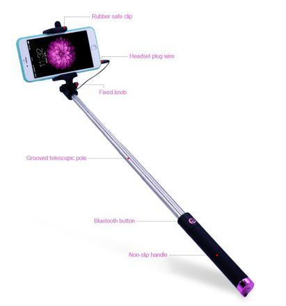 selfie baton