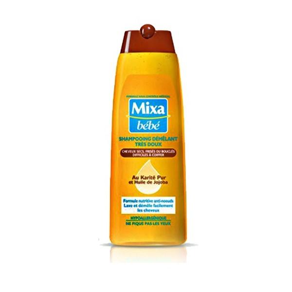 shampoing mixa bébé karité