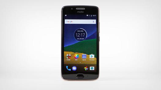 smartphone 4.8 pouces