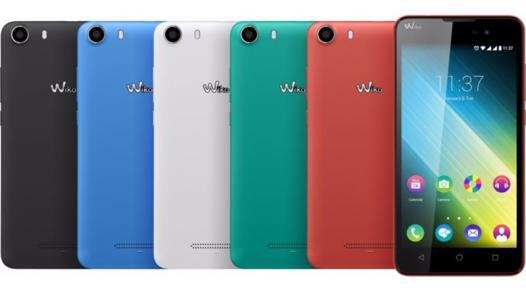 smartphone wiko lenny 2