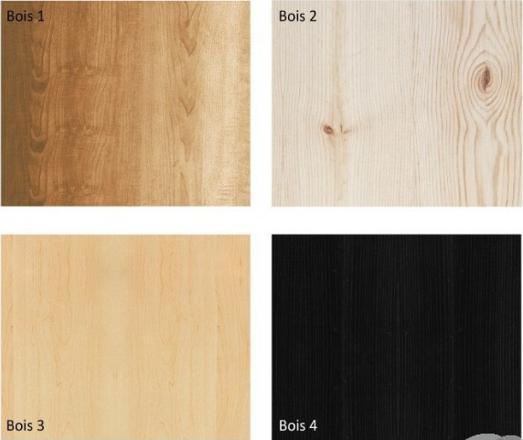 sticker effet bois