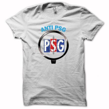 t shirt anti psg