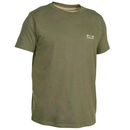 t shirt kaki decathlon