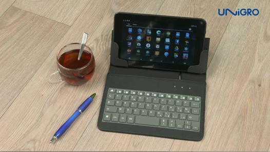 tablette klipad avec clavier